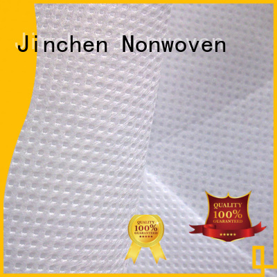 Jinchen superior quality what is non woven fabric for mattress
