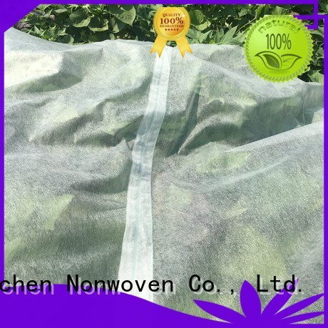 Jinchen high quality non woven polypropylene for greenhouse