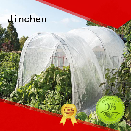 Jinchen anti uv agricultural cloth ground treated for greenhouse