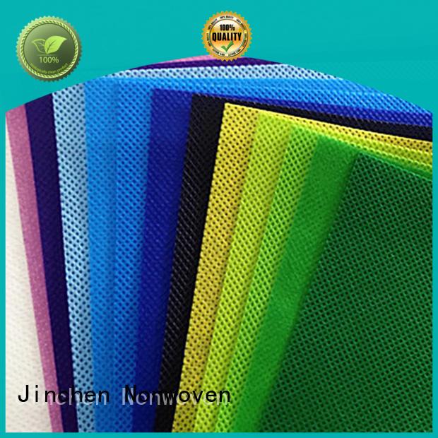 Jinchen polypropylene spunbond nonwoven fabric cloth for furniture