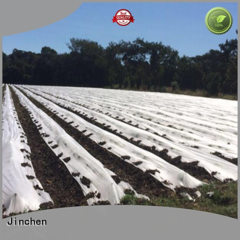 Jinchen wholesale agricultural fabric ground treated for garden