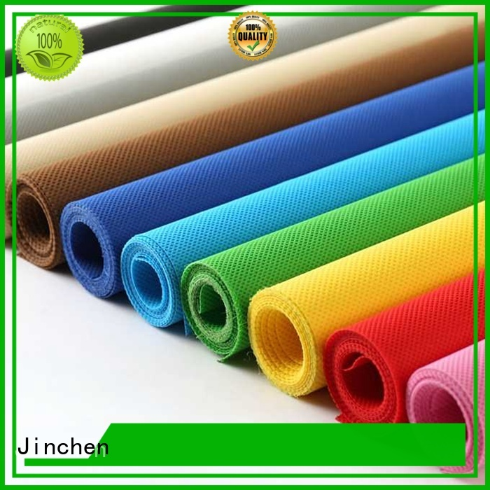 Jinchen best polypropylene spunbond nonwoven fabric for busniess for agriculture