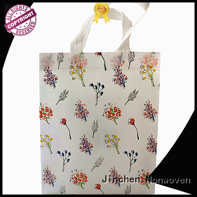 top u cut non woven bags for busniess for shopping mall