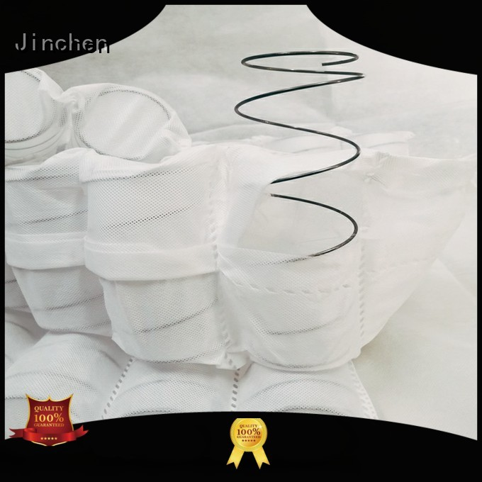 Jinchen pp non woven fabric supplier for sofa