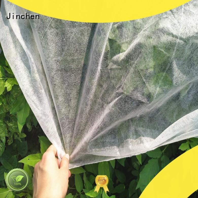Jinchen anti uv non woven cover for greenhouse