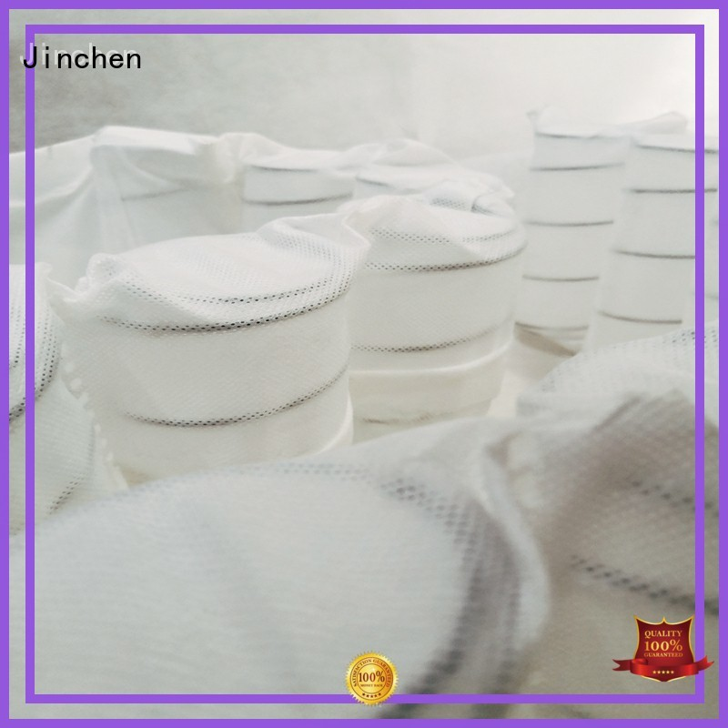 Jinchen non woven manufacturer supplier for spring