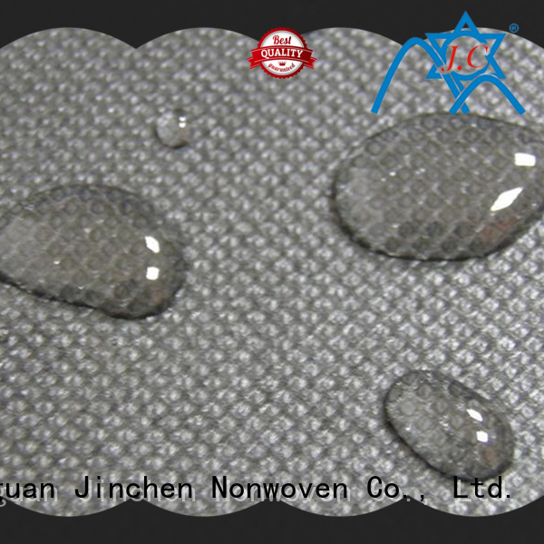 Jinchen pp spunbond nonwoven fabric covers for sale