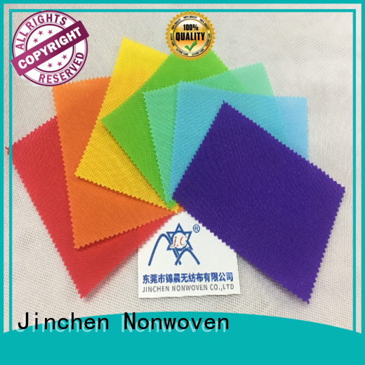 Jinchen reusable polypropylene spunbond nonwoven fabric supplier for agriculture