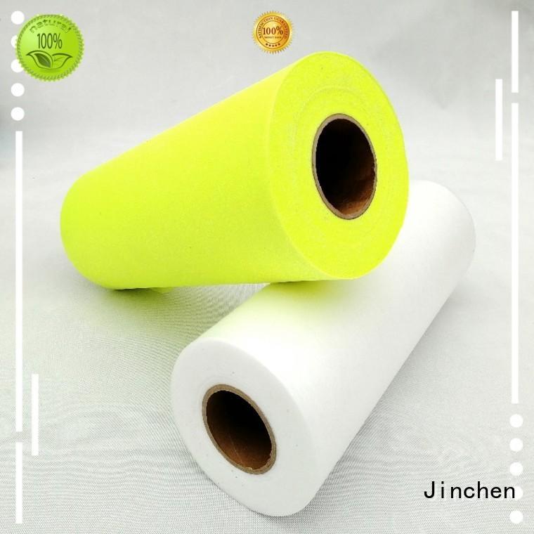 Jinchen pp non woven fabric factory for sofa