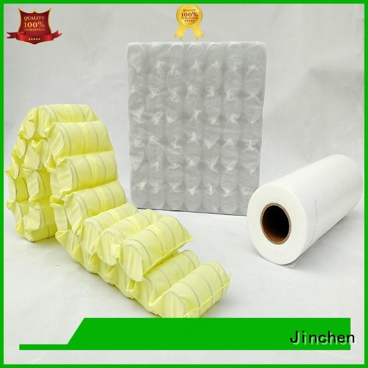 Jinchen wholesale pp non woven fabric factory for sofa