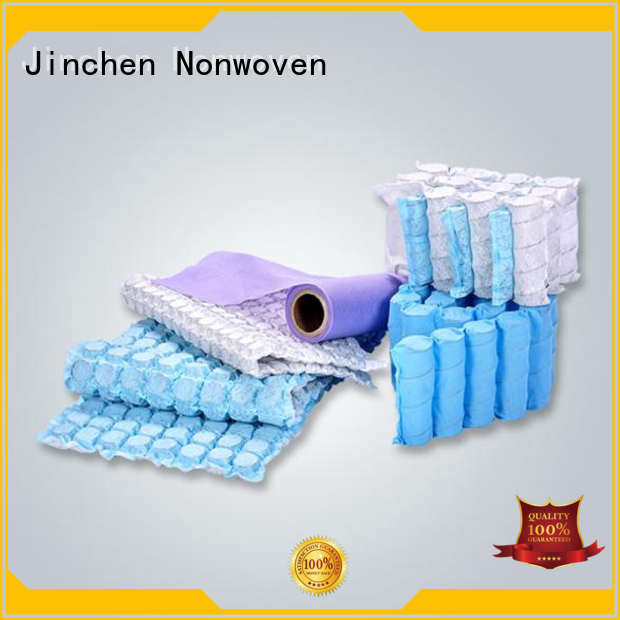 Jinchen non woven fabric products tube for sofa