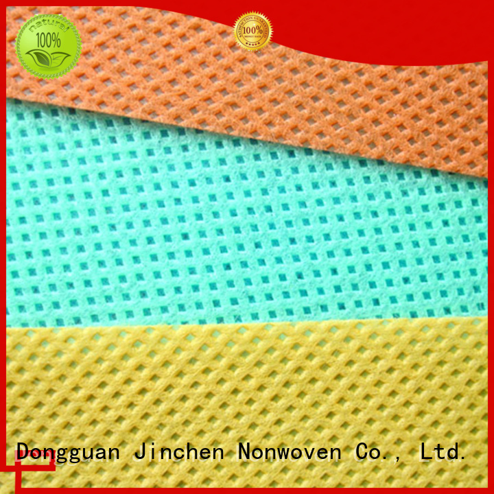 Jinchen waterproof PP Spunbond Nonwoven cloth for agriculture