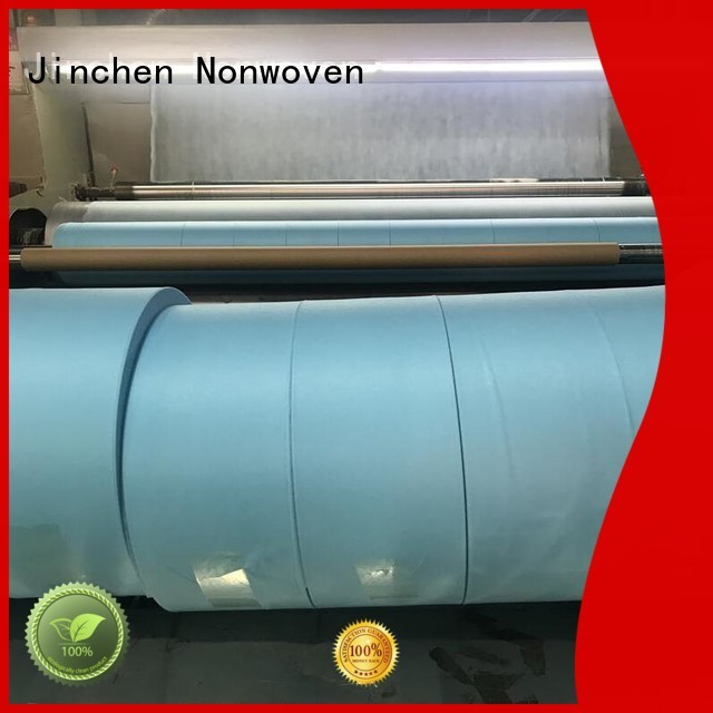 Jinchen top medical non woven fabric factory for surgery