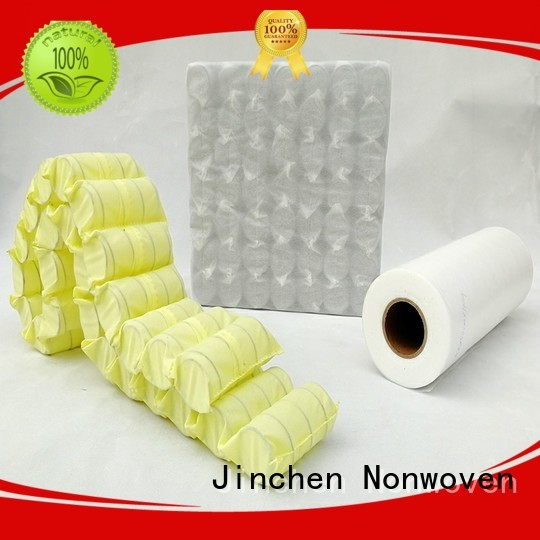 Jinchen latest non woven manufacturer factory for bed