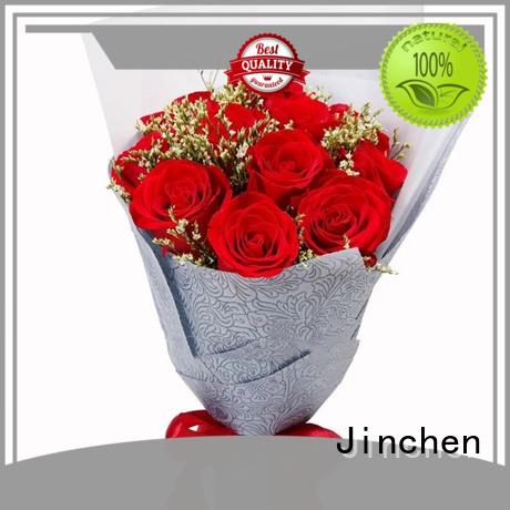 Jinchen pp spunbond nonwoven fabric cloth for sale