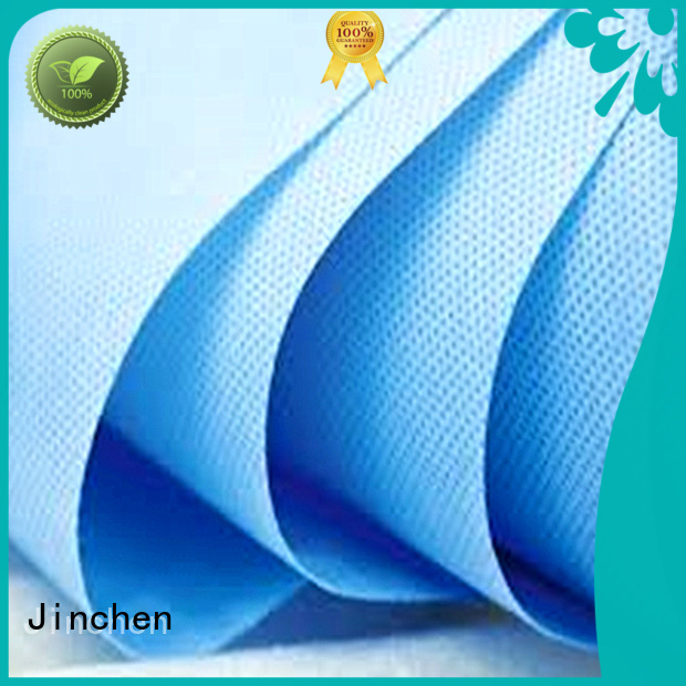 Jinchen new PP Spunbond Nonwoven factory for furniture