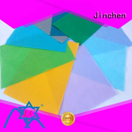Jinchen PP Spunbond Nonwoven supplier for sale