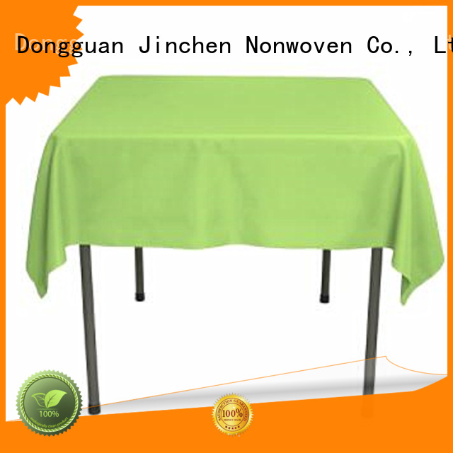 new non woven fabric tablecloth manufacturer for dinning room