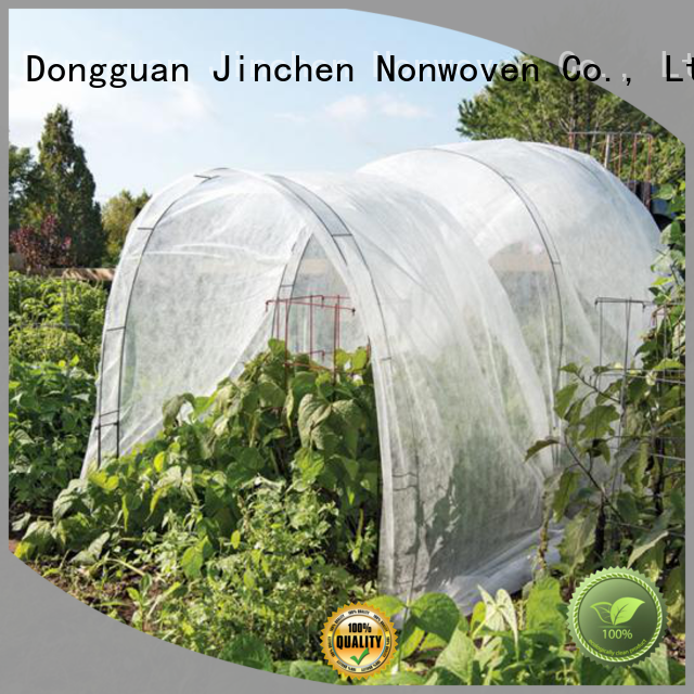 Jinchen agricultural fabric suppliers ground treated for greenhouse