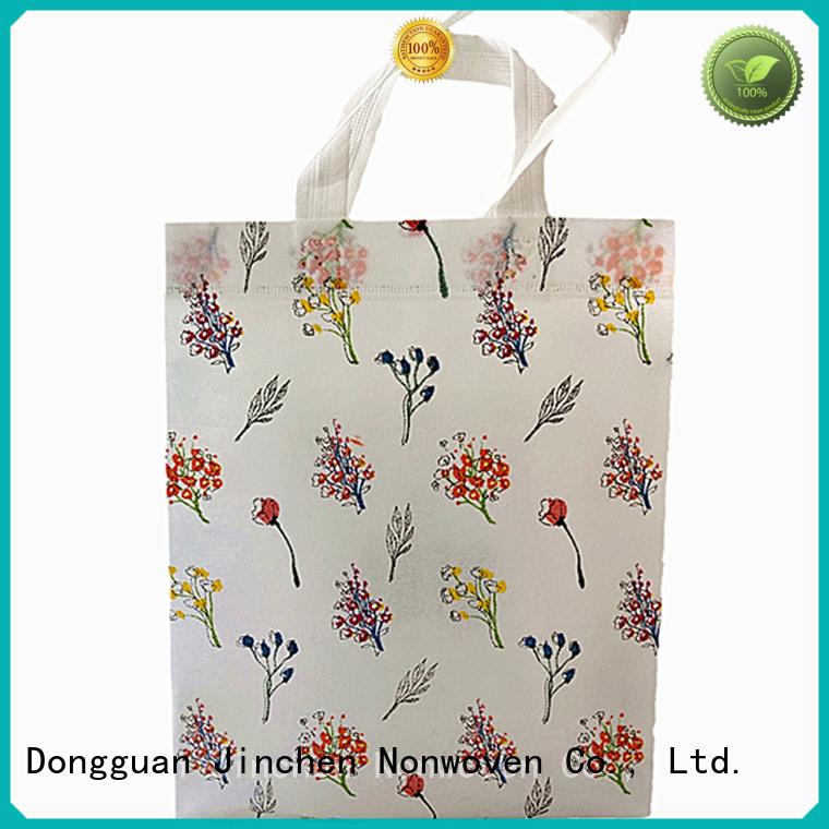 eco friendly non woven carry bags handbags for supermarket