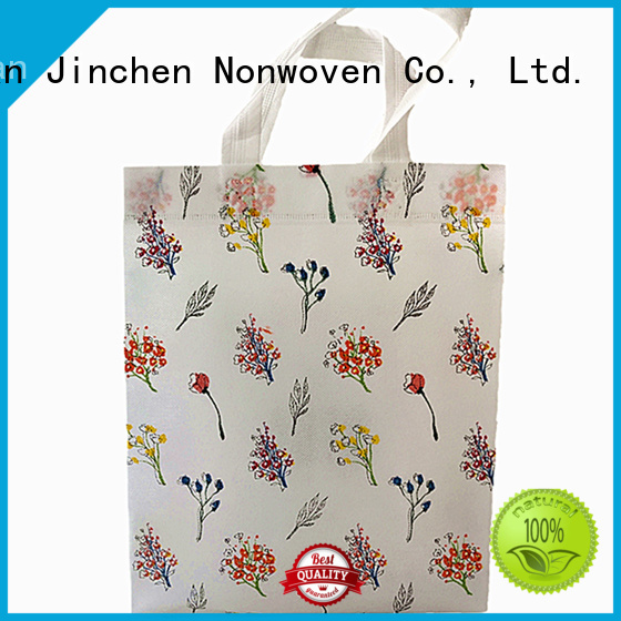 Jinchen custom reusable bags package for supermarket