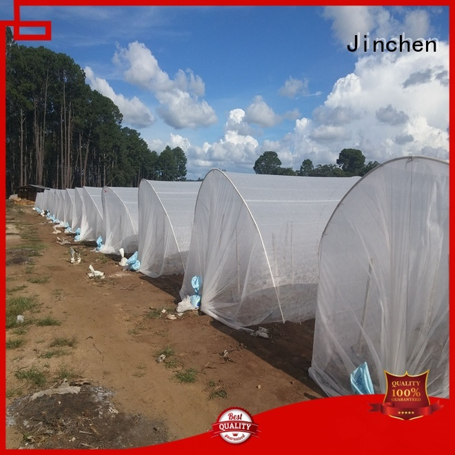 Jinchen spunbond nonwoven forest protection for greenhouse