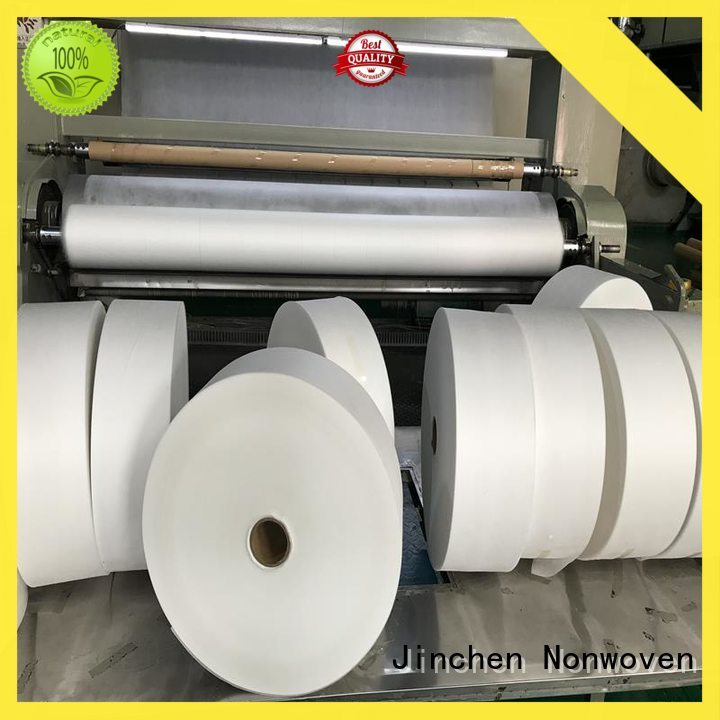 Jinchen latest nonwoven for medical factory for hospital