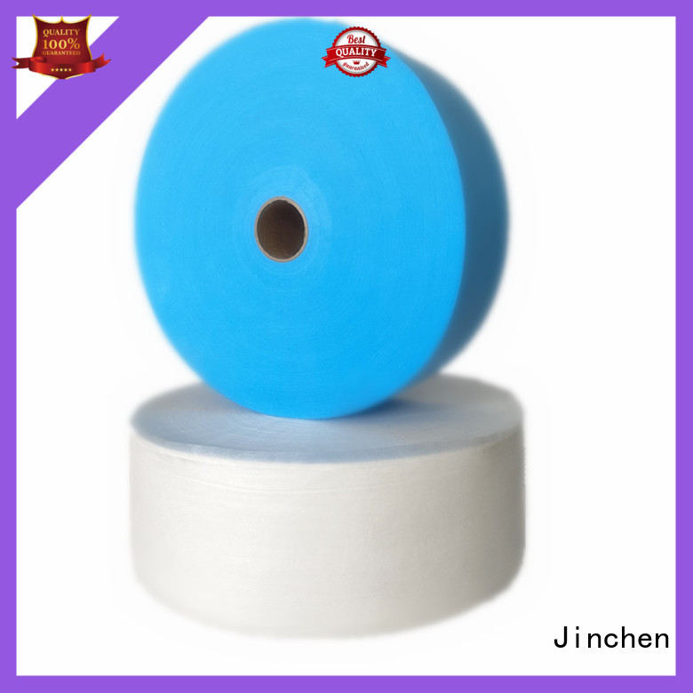 Jinchen superior quality nonwoven for medical company for personal care