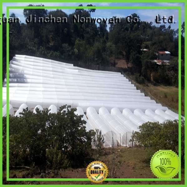 Jinchen high quality agricultural fabric landscape for garden