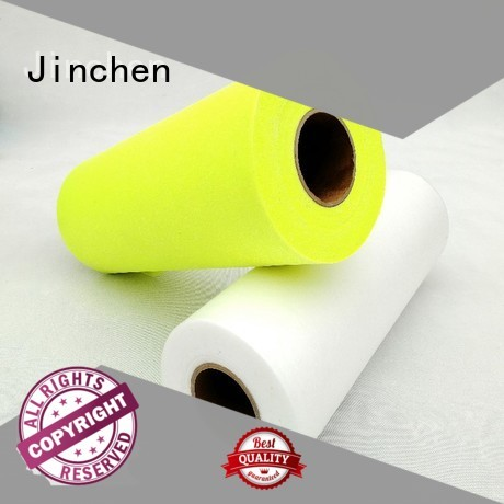 Jinchen hot sale non woven fabric products company for spring