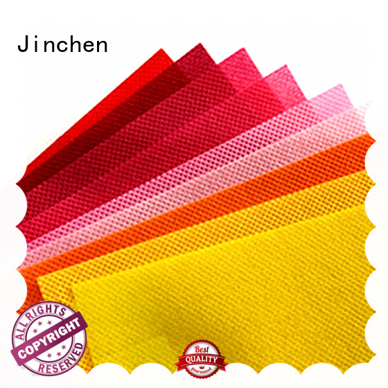Jinchen best pp spunbond non woven fabric supplier for agriculture