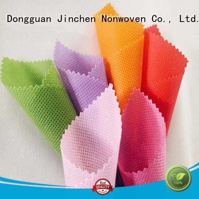 Jinchen best pp spunbond nonwoven fabric company for agriculture