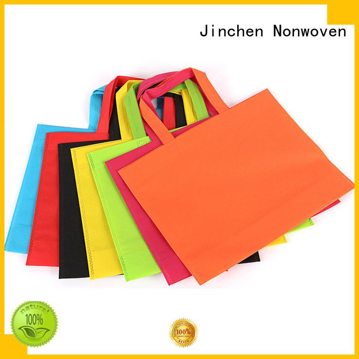 Jinchen custom reusable bags handbags for shopping mall